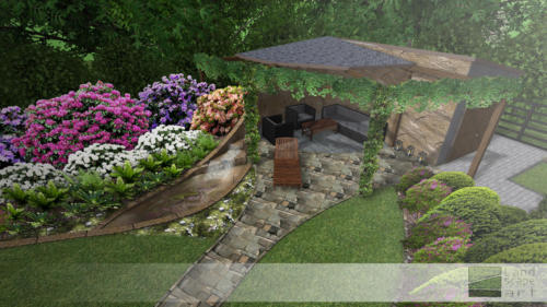 Ogród swobodny 2